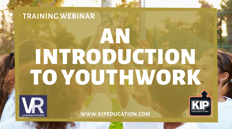 Webinar: An Introduction to Youthwork