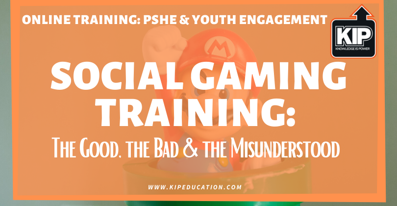 WEBINAR: Social Gaming – The Good The Bad & The Misunderstood