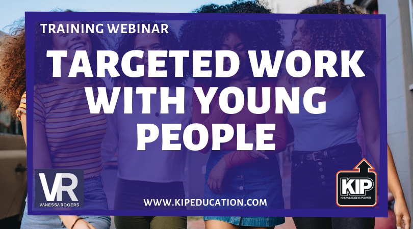 Webinar: Targeted Work With Young People