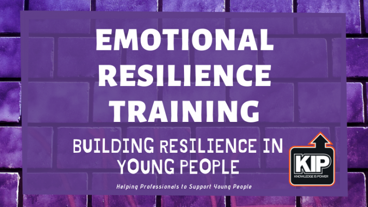 WEBINAR EMOTIONAL RESILIENCE TRAINING : BUILDING RESILIENCE IN YOUNG PEOPLE