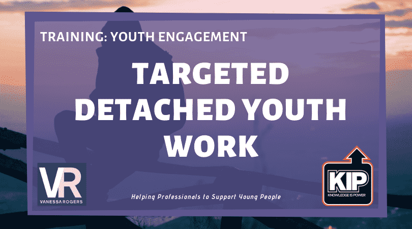 Webinar: Targeted Detached Youth Work