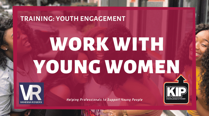 Webinar: Work With Young Women