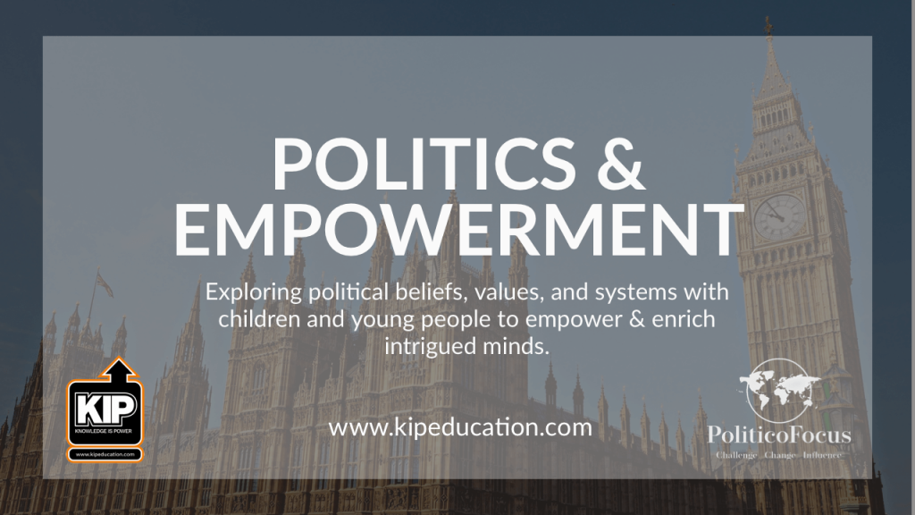 FREE Webinar: Teaching Critical Thinking, Politics & Human Rights To Young People